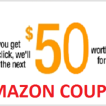 $50 Amazon Coupon Code