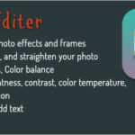 Photo Editor for Android Using Aviary with AdMob
