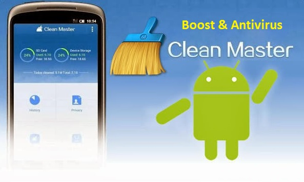 Clean Master  Boost and Antivirus Download