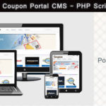 Coupon Portal PHP Script v3.5 Free Download
