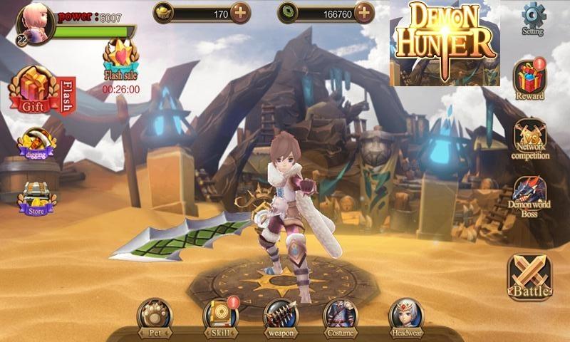 Download Demon Hunter APK Android