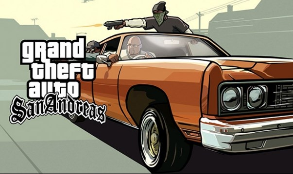 Grand Theft Auto San Andreas Mod Apk For Android Download