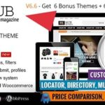 Download REHub - Directory, Multi Vendor Shop, Coupon, Affiliate Theme