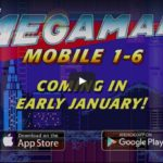Pre-register now to get notified when Mega Man Mobile is available on the Play Store