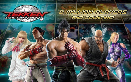 tekken-card-tournament-mod-unlocked-apk-with-data-download