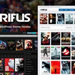 Theme Grifus v4.0.6 – Movies and TV Shows Theme Free Download