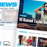 Trend News – Responsive Magazine Theme Download