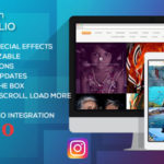 Instagram Portfolio v1.3.2 – WordPress Plugin Free Download