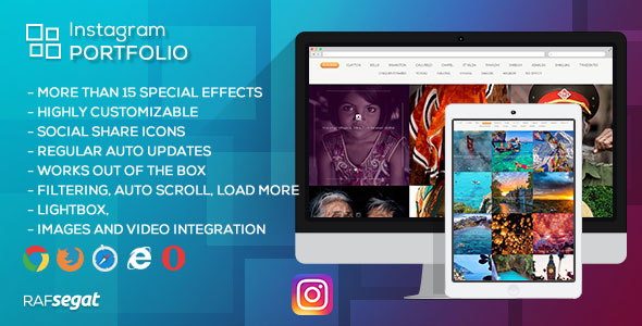 instagram-funny-portfolio-wordpress-plugins