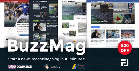BuzzMag-Viral-News-WordPress-Magazine-Blog-Theme-Download