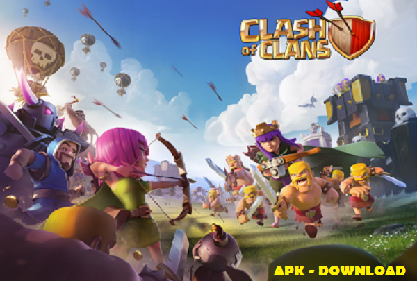 Clash of Clans Mod APK Android Full Download