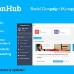 CodeCanyon – Promotion Hub Social Campaign Manager