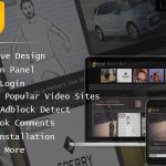 Darky Media v1.2.1 – Viral Media Sharing Script