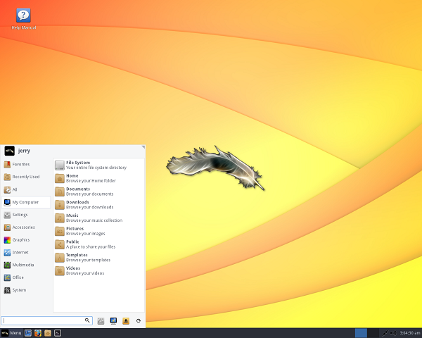Download Linux Lite Simple Fast