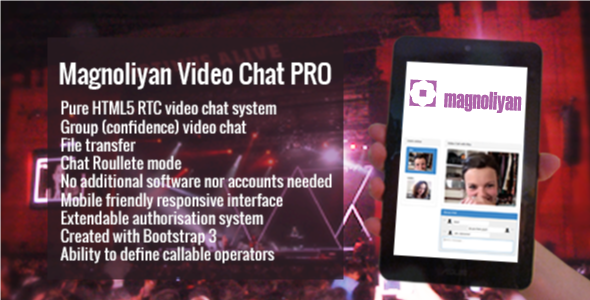 Magnoliyan-Video-Chat-PRO-Script-Download