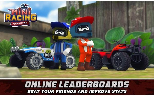 Mini Racing Adventures APK v1.11.4 Mod Money Download