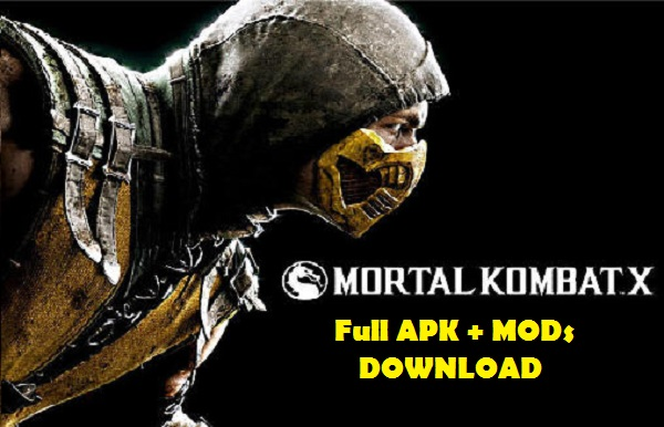 Mortal Kombat X APK Android Mod Download