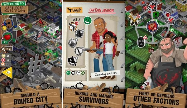 Rebuild 3 Gangs of Deadsville APK Android Game Download