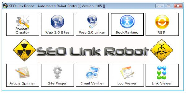 SEO-Link-Robot-Free-Software