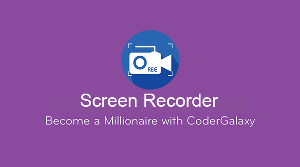 Screen Recorder and Screenshoot apk android code download