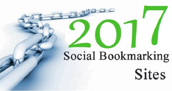 Social Bookmarking Sites List 2017