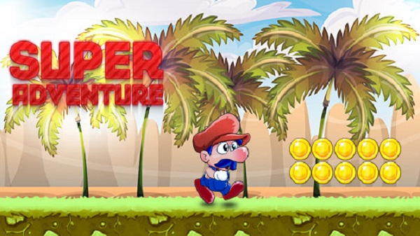 Super adventure game with admob – buildbox and eclipse project Download