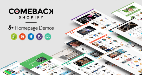 ThemeForest -Comeback-Advanced-Shopify-Theme-Option-Download