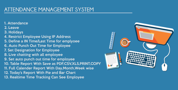 Timesheet-Attendance-Management-System-CodeCanyon-Download