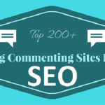 Top 200+ Dofollow Blog Commenting Sites List