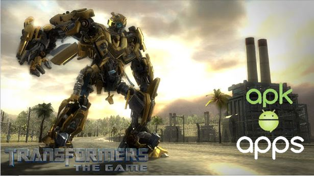Transformers APK ISO Android Game PSP Download