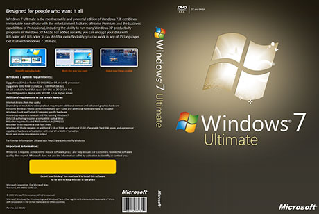 Windows 7 Ultimate Full Version Free Download ISO 64Bit