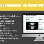 Youtube Downloader – All Videos Supported 2017 Nulled Script Download