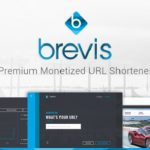 Brevis - Premium Monetized URL Shortener Script Download