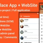 My Marketplace - Marketplace App Website Download