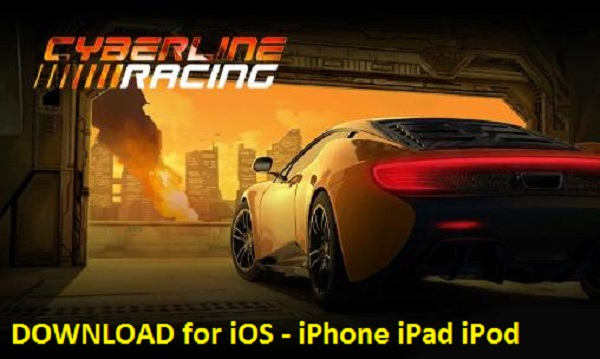 Cyberline: Racing iOS for iPhone iPad iPod Download
