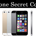 iPhone Hidden Secret Codes List 2017