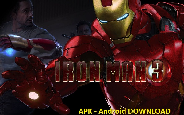 Iron Man 3 APK 1.6.9g APK OBB Data Download
