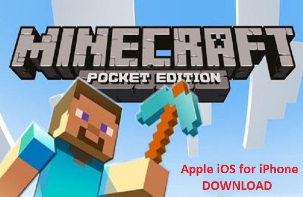 minecraft-pocket-edition-for-iPhone-iOS-Download