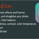 Photo Editor for Android – Using Aviary Download app script