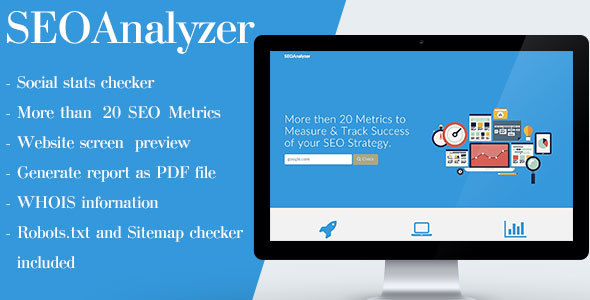 SEOAnalyzer – WordPress Plugin Download