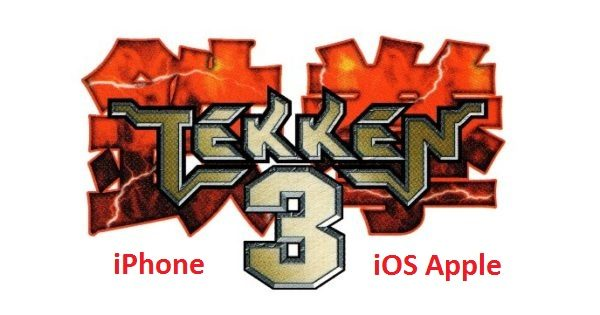 Download Tekken 3 fighting game for iPhone iOS – HD iso Game