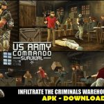 US Army Commando Survival Apk Android Mod Money Download