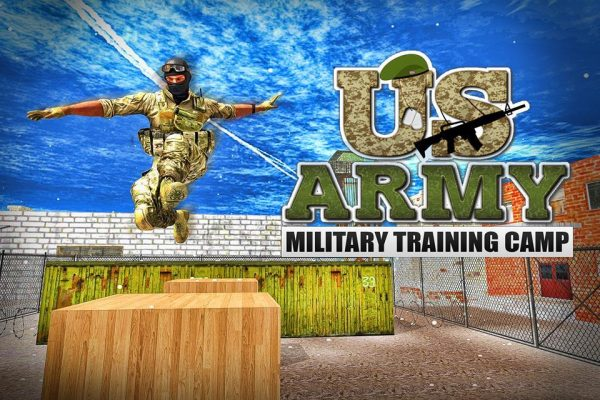 US Army Military Training Camp Apk v2.0 Mod Unlocked Download