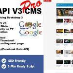 Youtube API V3 CMS PRO Download