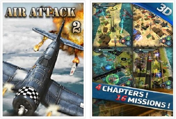 Air-Attack-HD-2-iPhone-Game-Download