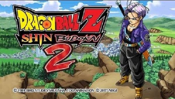 Download Dragon Ball Z Shin Budokai 2 God Edition Android psp iso