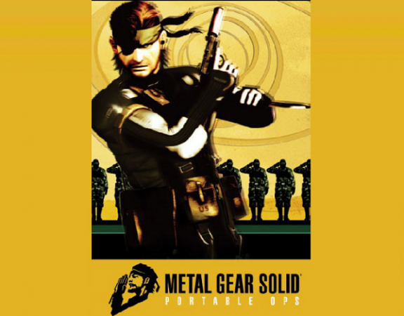 Download Metal Gear Solid Portable Ops Plus Free Android PSP ISO Gaming ROM