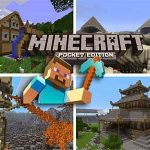 Minecraft Pocket Edition MOD APK Costumes and Textures Unlocked Game Download