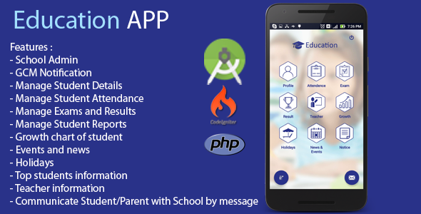 Education-App-Mobile