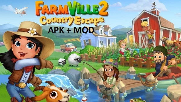 FarmVille 2 Bot Country Escape Android APK MOD Download